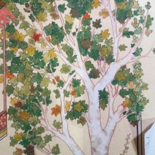 Tree (detail)