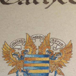 Crest of Salisbury