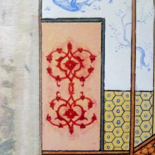 Balcony (detail)