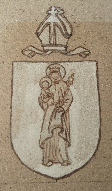 Crest of the Anglican diocese of Salisbury
