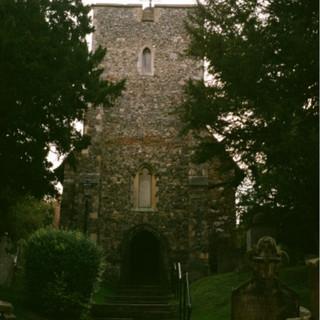 St. Martin's, Cantebury