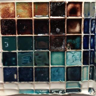 Glaze testing (translucent)