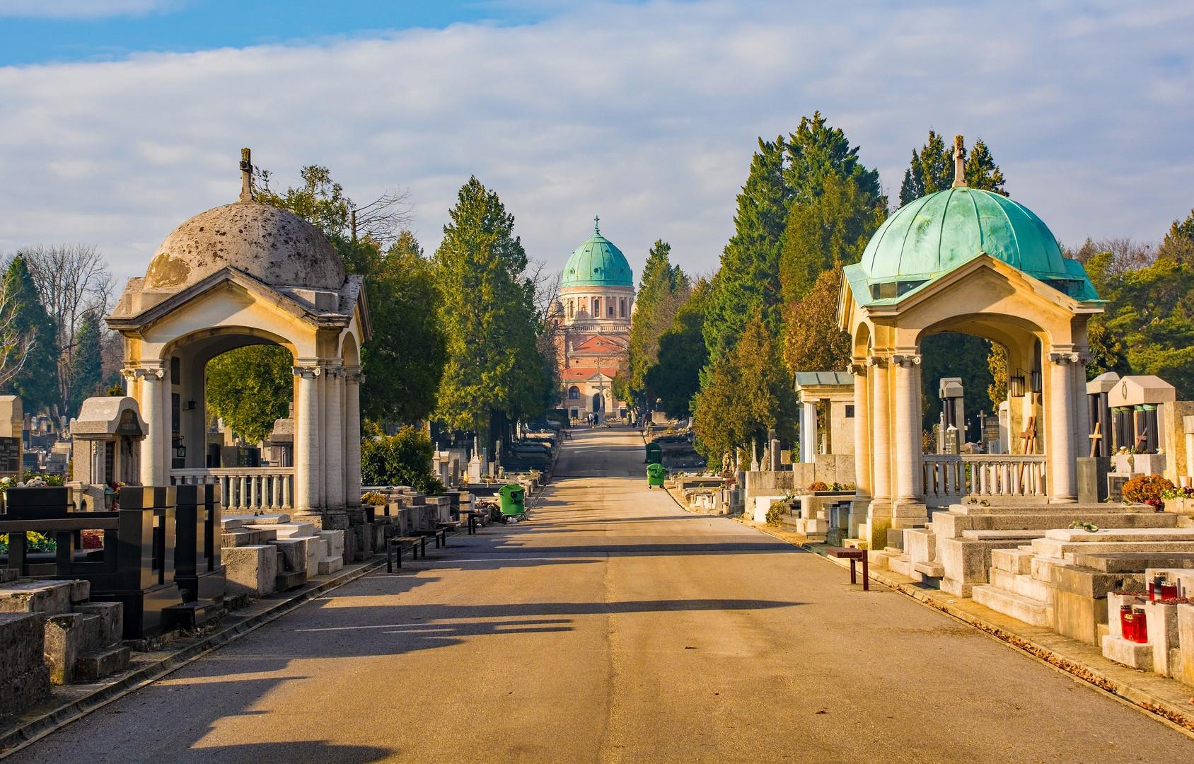 Mirogoj-Friedhof