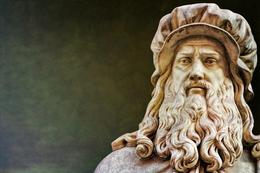 Leonardo Da Vinci - Uffizien - Florenz