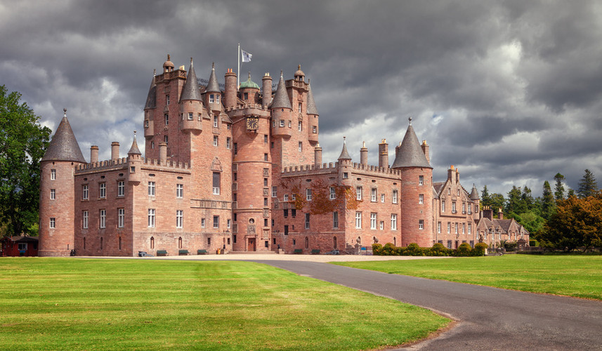 Castle of Glamis