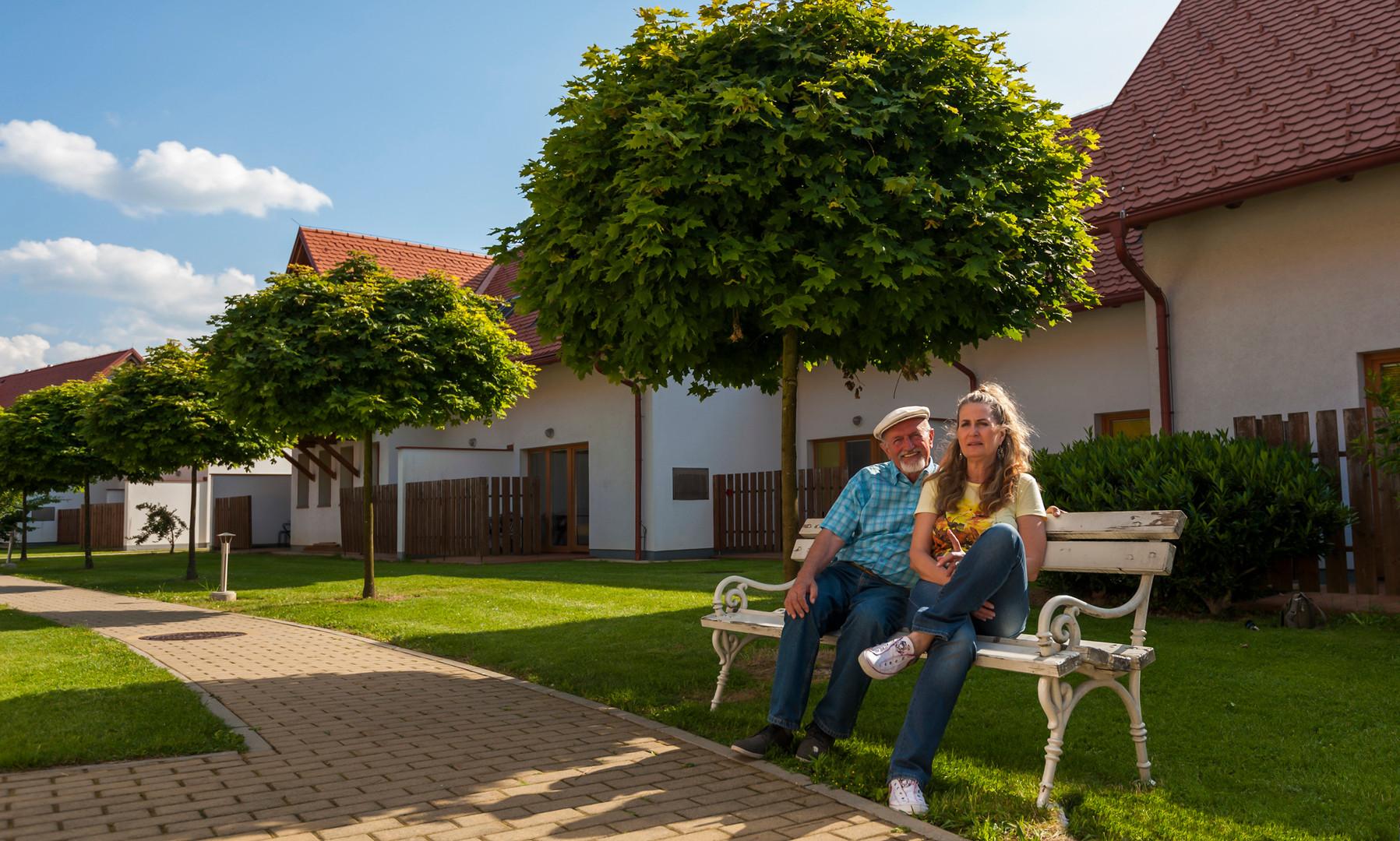 Apartment Village Lipov Gaj_Senior Coupl