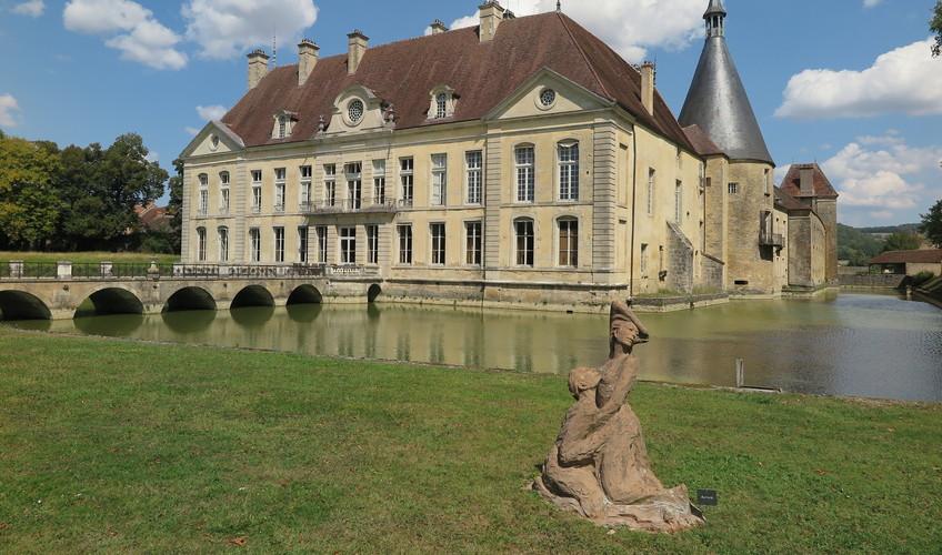 Schloss Commarin