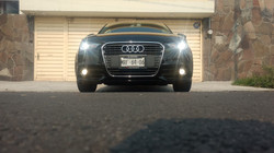 AUDI A1 2013 MRF6406 NEGRO 27