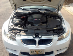 BMW M3 2008 847VJR BLANCO 10