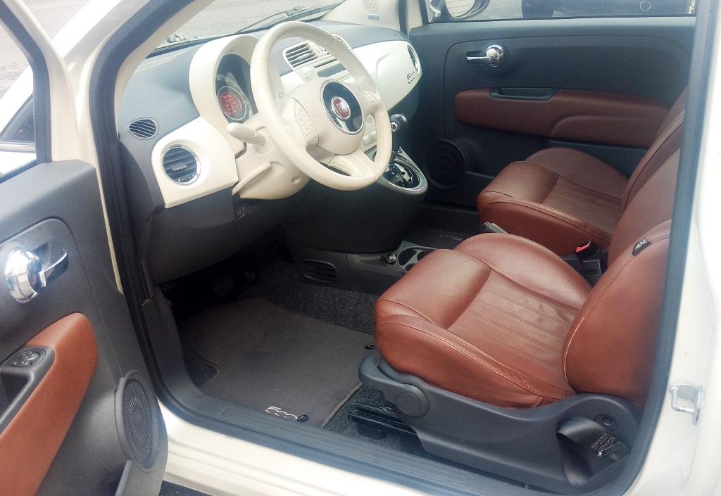 FIAT 500 2012 404YLH BLANCO 12