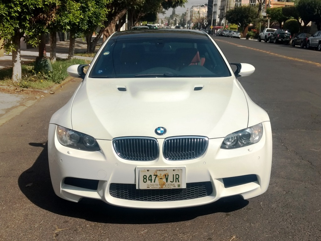 BMW M3 2008 847VJR BLANCO 08
