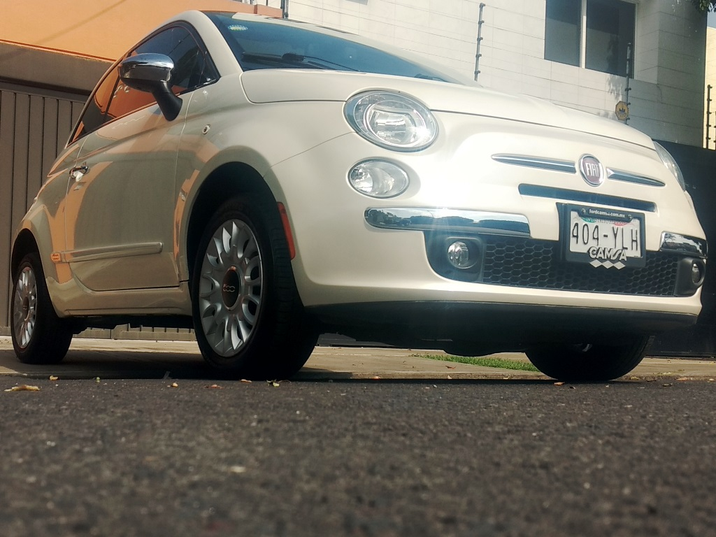 FIAT 500 2012 404YLH BLANCO 22