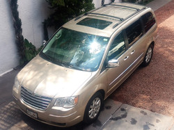 CHRYSLER TOWN AND COUNTRY 2010 876WWT ARENA 31