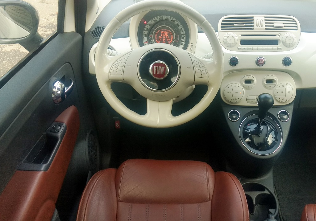 FIAT 500 2012 404YLH BLANCO 17