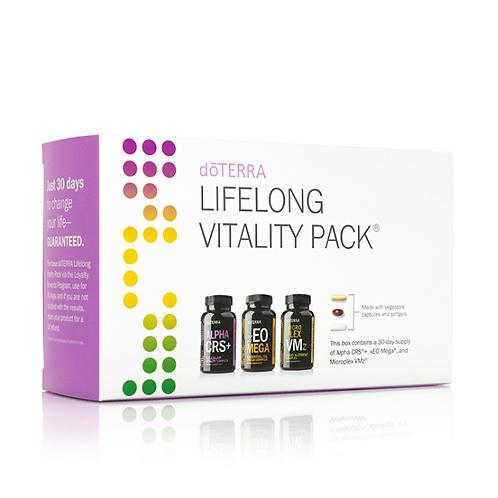 dōTERRA Lifelong Vitality Pack