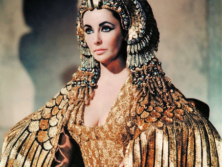 Just like Cleopatra