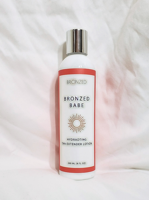 BRONZED BABE - Hydrating Tan Extender Lotion