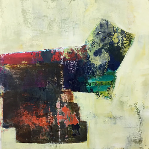 """Things Are Looking Up 24"""" x 24"""""""