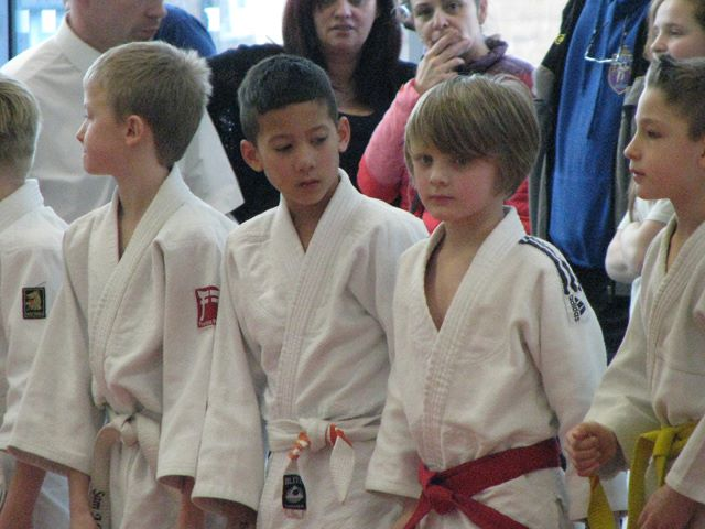 Lincoln Judo Academy 1
