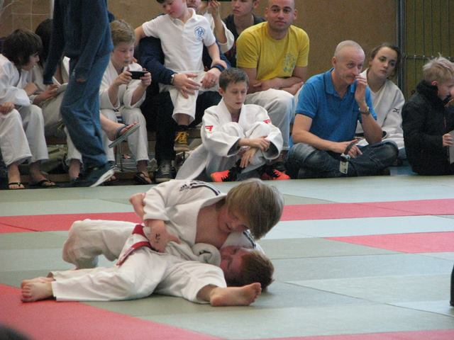Lincoln Judo Academy 3