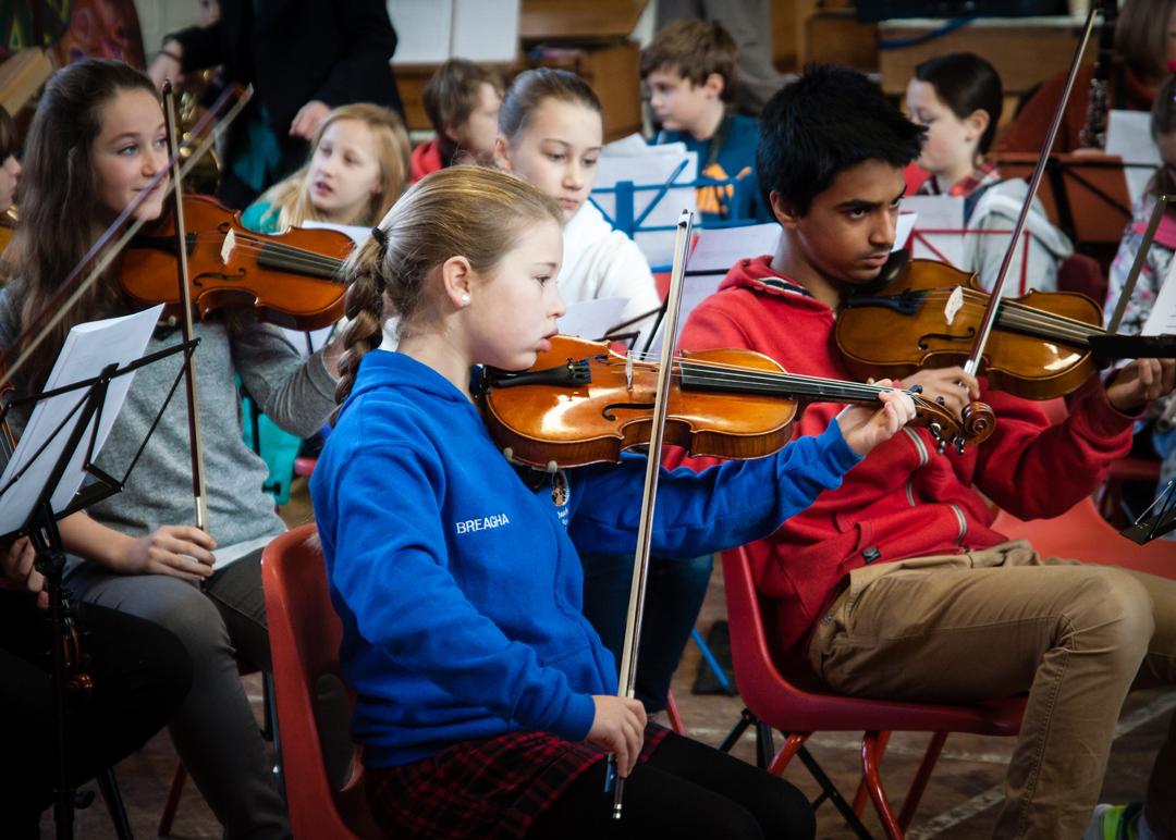 Newark Young Sinfonia