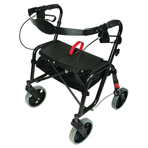 Lightweight Folding Rollator/Walker