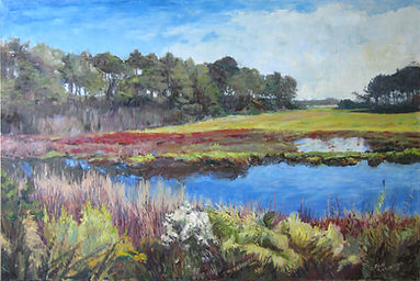 Jack Richardson - Salicornia, Assateague