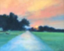 Dodson-Shore.Sunset-oil.jpg
