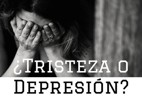 DEPRESIÓN.   Parte 1 de 3
