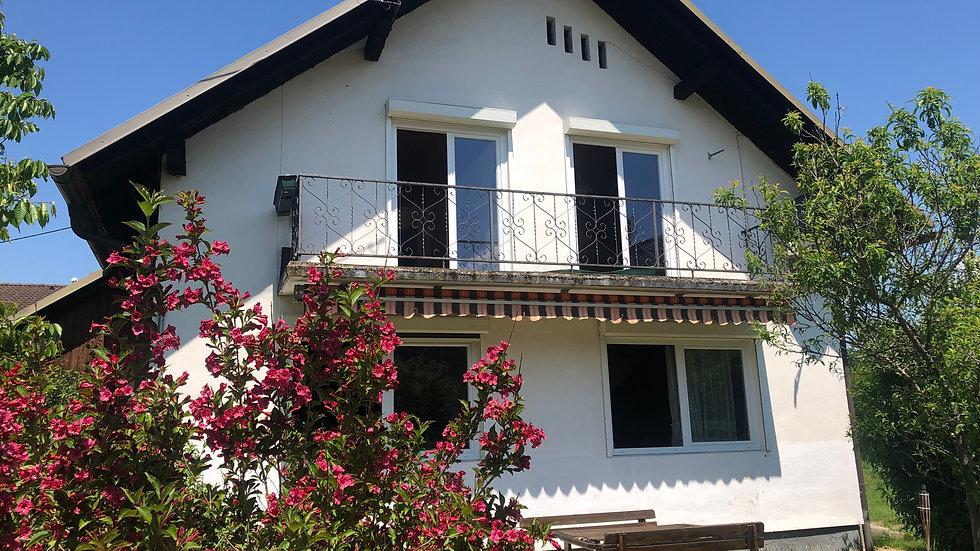 Einfamilienhaus in sonniger, ebener Ruhelage! 9132 Feld
