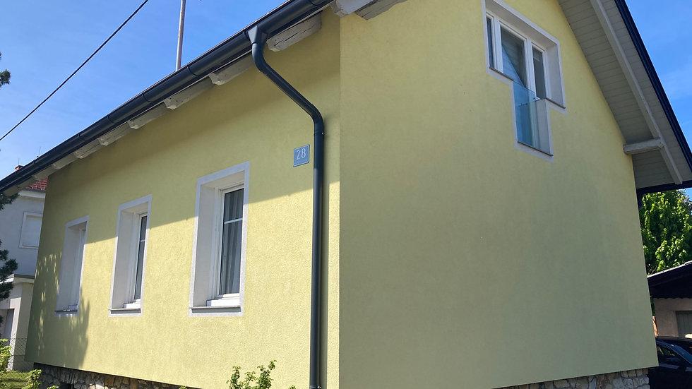 Wohnhaus mit Garten in Top-Lage