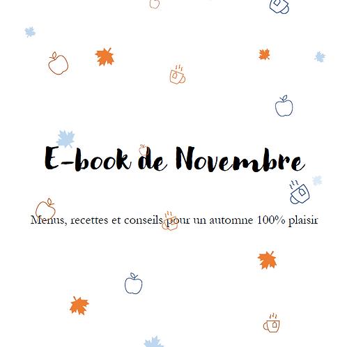 E-book de Novembre