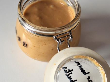 Beurre de cacahuètes 🥜