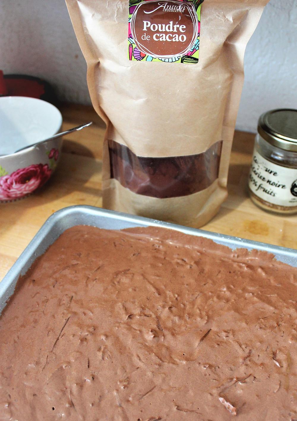 poudre de cacao antton Loïs Clément-Tacher Diététicienne Nutritionniste Biarritz Anglet Bayonne Bidart BAB cabinet domicile