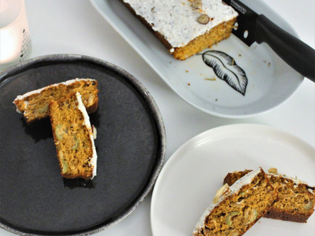 Cake moelleux à la sardine