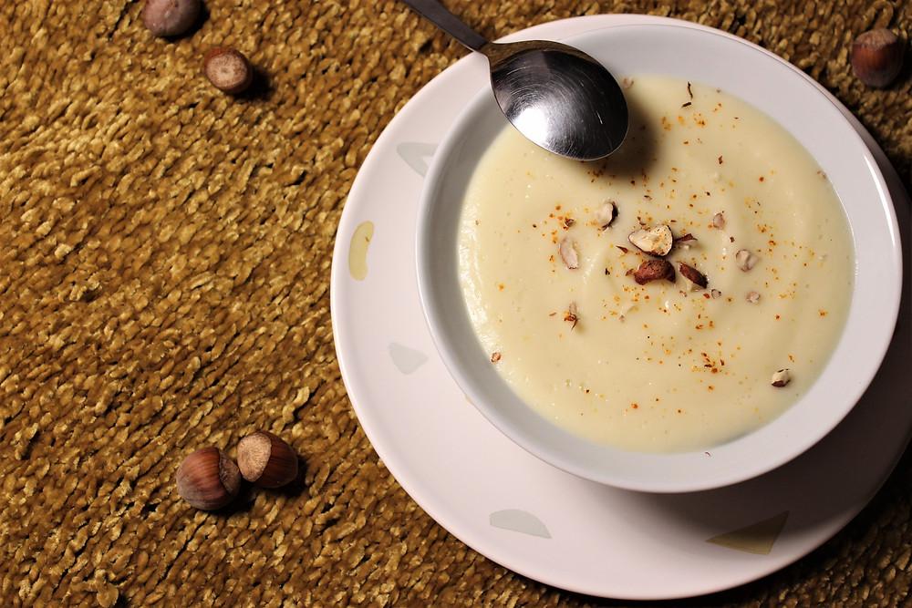 crème panais Lois Clement-Tacher Dieteticienne Nutritionniste Biarritz a distance cabinet a domicile cuisine gourmande