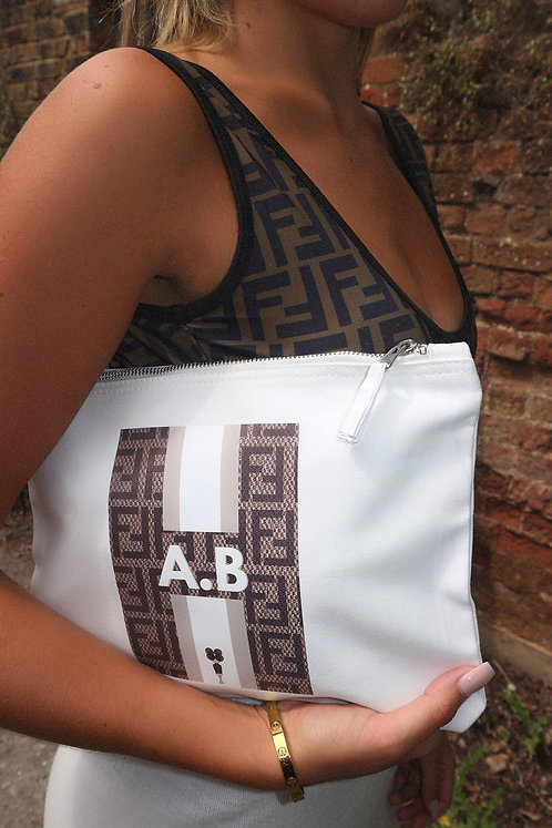 F Is For... Personalised Pouch