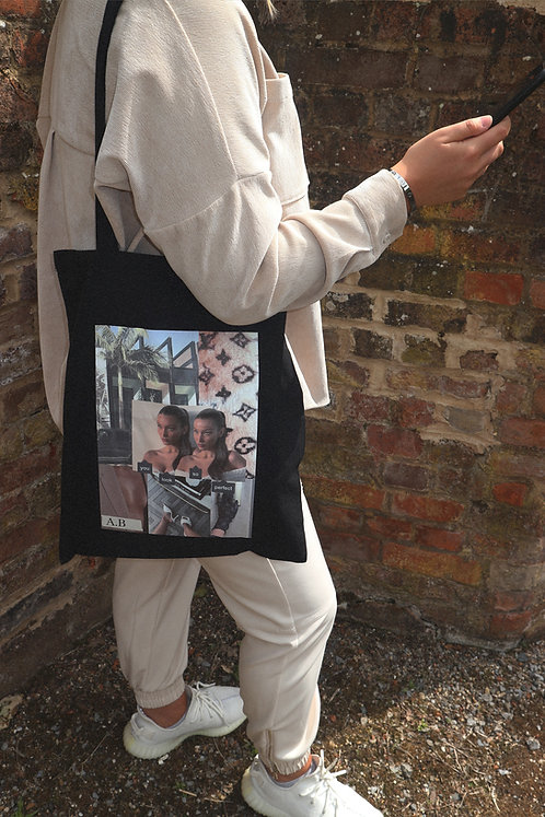 Luxe Living Tote Bag