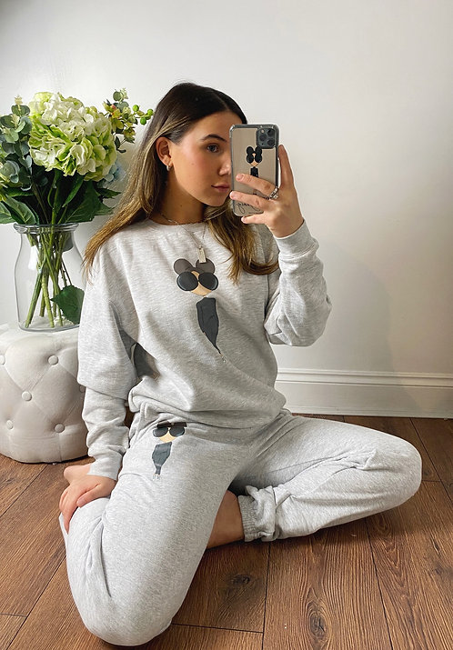 Doll Tracksuit - Grey