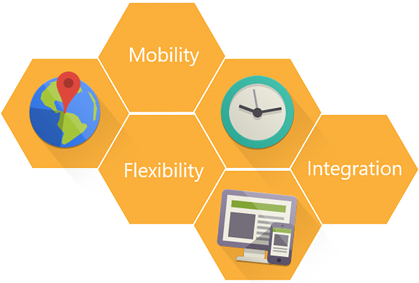 Mobility, Flexibility, and Integration