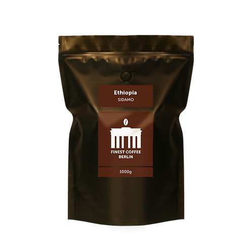 FILTERKAFFEE Ethiopia Sidamo 1000 g