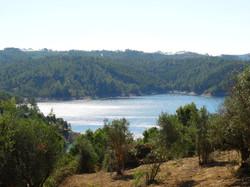 Beau Terrain vue sur Lagune