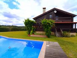 Villa 4 chambres avec piscine
