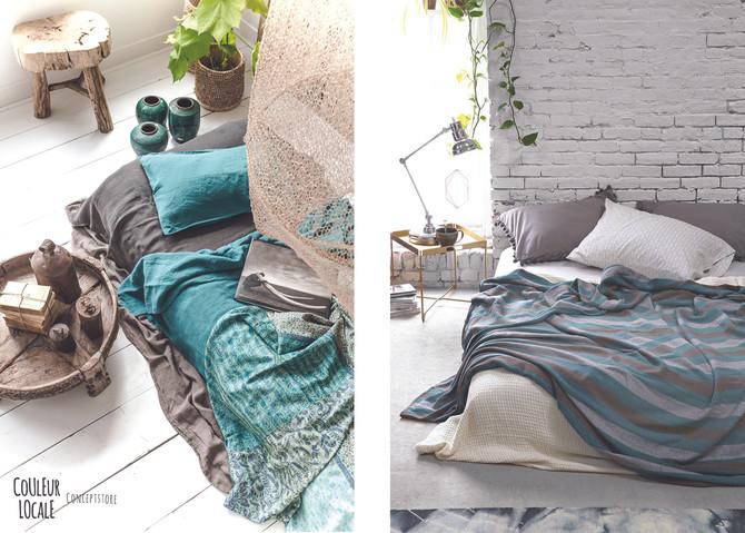 אקססוריז - משלימים את חדר השינה
