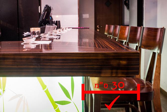3 טעויות בלתי נסלחות בתכנון מסעדה