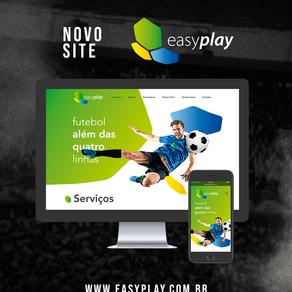 Bem-vindo ano nosso novo site!