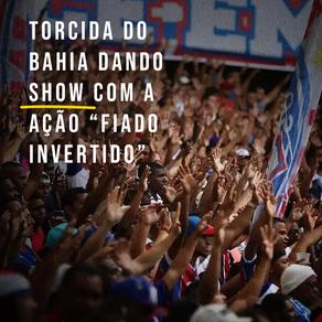Show da torcida do Bahia