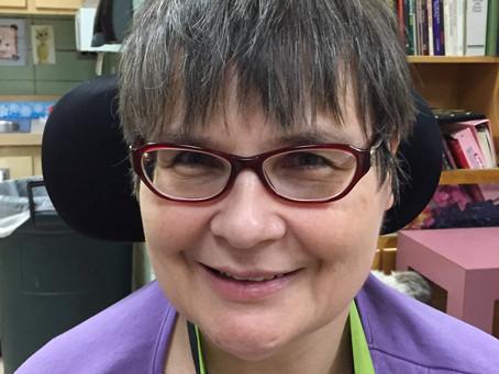 PARTICIPANT SPOTLIGHT: ELLEN STENSON