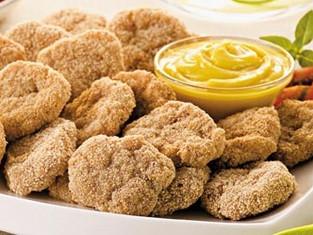 Nuggets Vegetariano - Na Cozinha com Vitória Tembe