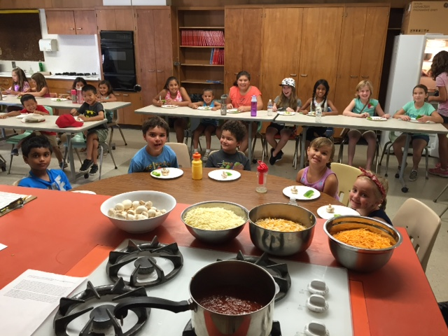 jr chef campers